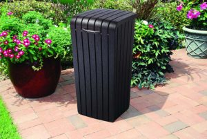 Trash Can Wicker Review Best Garbage Cans