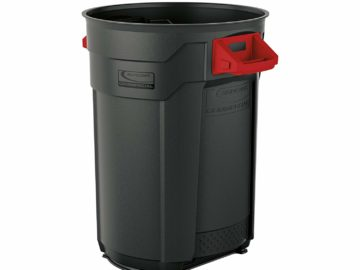 Suncast Commercial Utility Trash Can review 2020