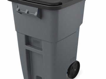 best commercial trash can with lid review